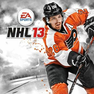 Cover for NHL 13.