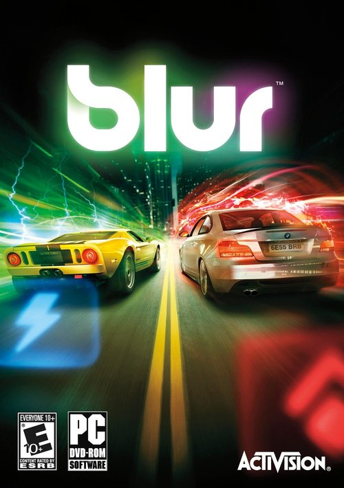 Cover for Blur.