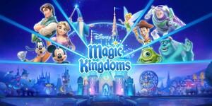 Cover for Disney Magic Kingdoms.