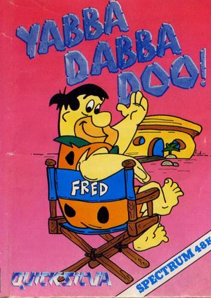 Cover for Yabba Dabba Doo!.