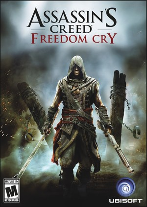 Cover for Assassin's Creed Freedom Cry.