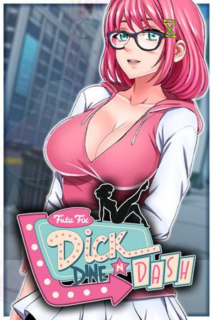 Cover for Futa Fix Dick Dine and Dash.