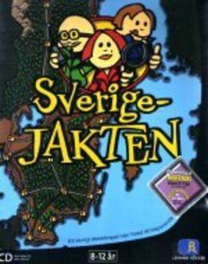 Cover for Sverigejakten.