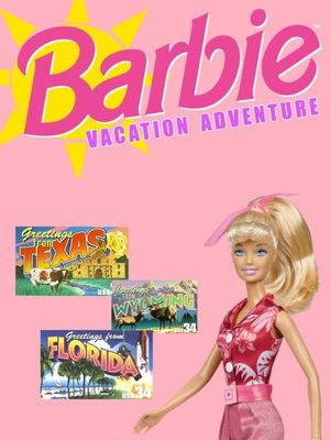 Cover for Barbie: Vacation Adventure.