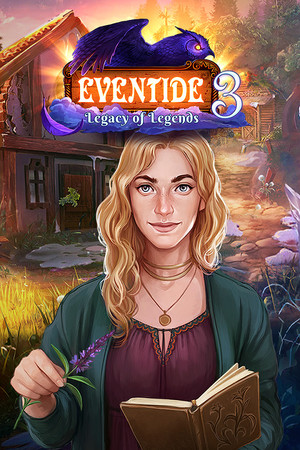 Cover for Eventide 3: Legacy of Legends.