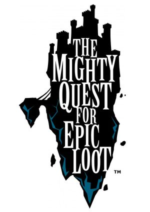 Cover for The Mighty Quest for Epic Loot.