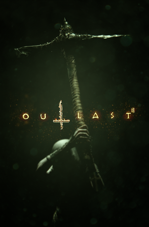 Cover for Outlast 2.