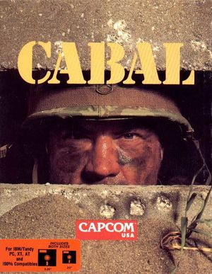 Cover for Cabal.