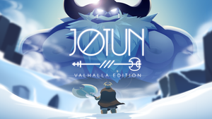 Cover for Jotun.