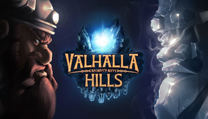 Cover for Valhalla Hills.
