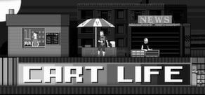 Cover for Cart Life.
