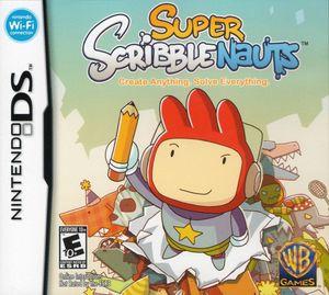 Cover for Super Scribblenauts.