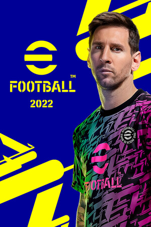 Cover for eFootball PES 2022.