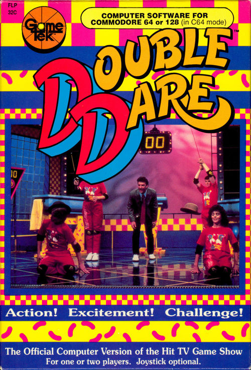 Cover for Double Dare.