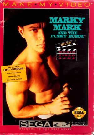 Cover for Make My Video: Marky Mark and the Funky Bunch.