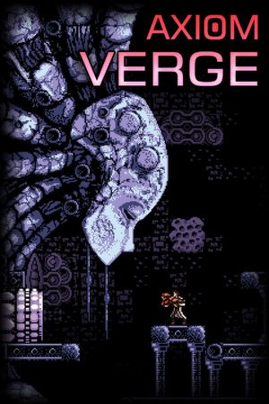 Cover for Axiom Verge.