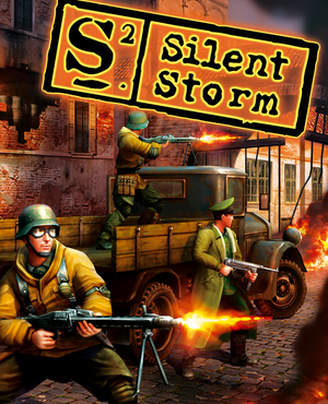 Cover for Silent Storm.