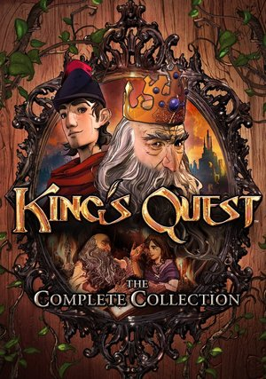 Cover for King's Quest.