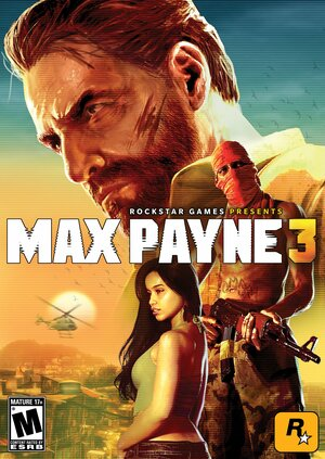 Cover for Max Payne 3.