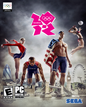 Cover for London 2012.