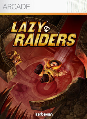 Cover for Lazy Raiders.