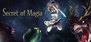 Cover for Secret Of Magia.