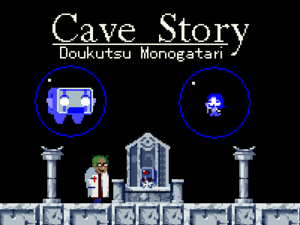 Cover for Cave Story.
