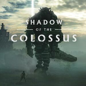 Cover for Shadow of the Colossus.