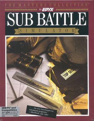 Cover for Sub Battle Simulator.