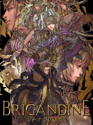 Cover for Brigandine: The Legend of Runersia.