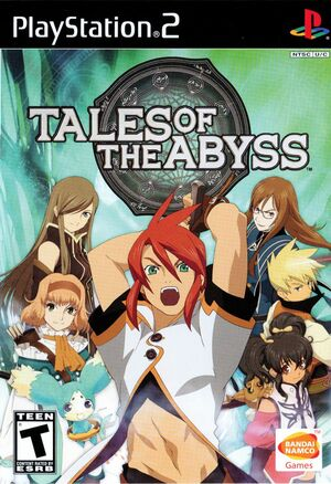 Cover for Tales of the Abyss.