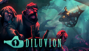 Cover for Diluvion.
