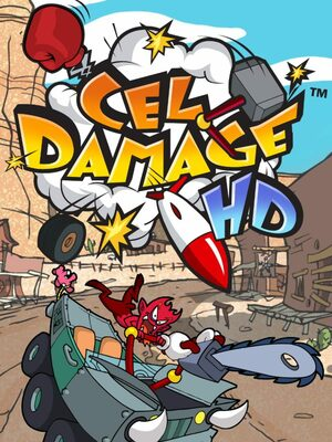Cover for Cel Damage HD.