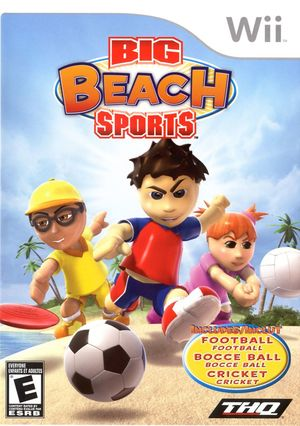 Cover for Big Beach Sports.