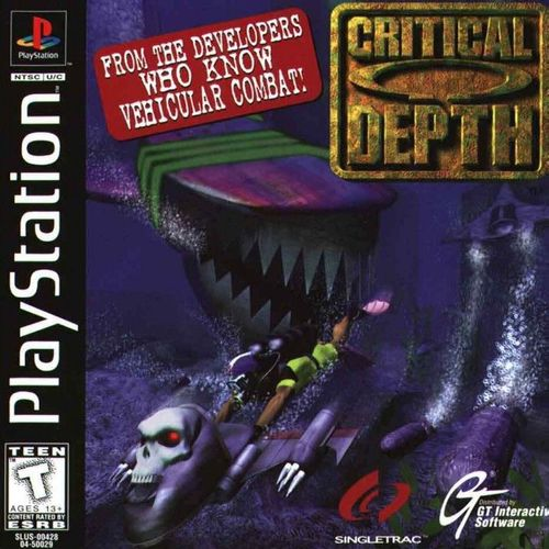 Cover for Critical Depth.