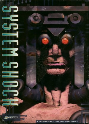 Cover for System Shock.
