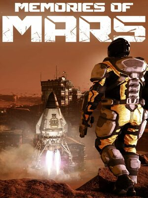Cover for Memories of Mars.