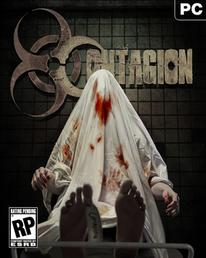 Cover for Contagion.
