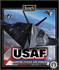 Cover for Jane's USAF.