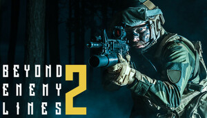Cover for Beyond Enemy Lines 2.