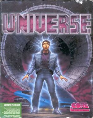 Cover for Universe.