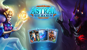 Cover for Astral Heroes.