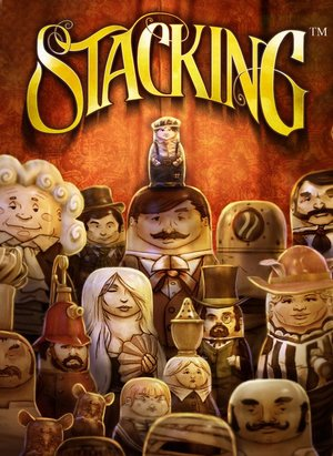 Cover for Stacking.