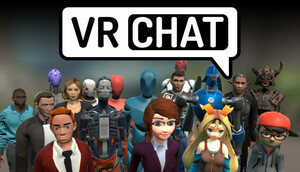 Cover for VRChat.