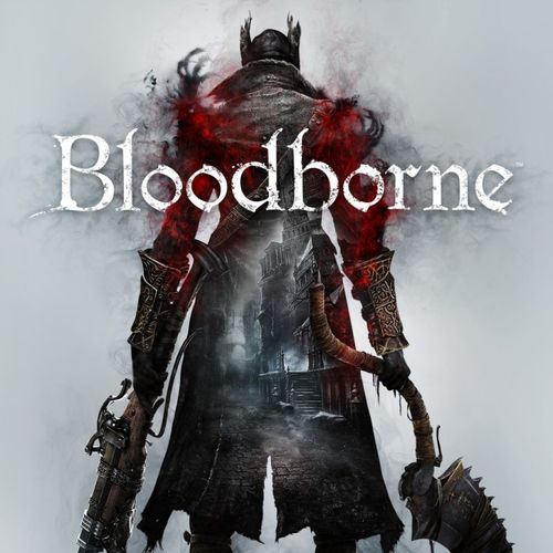 Cover for Bloodborne.
