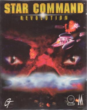Cover for Star Command: Revolution.