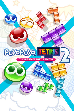 Cover for Puyo Puyo Tetris 2.