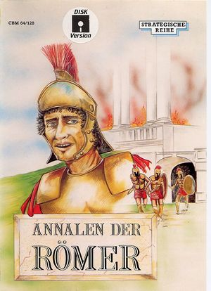 Cover for Annals of Rome.
