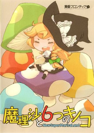 Cover for New Super Marisa Land.