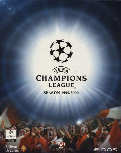 Cover for UEFA Champions League Season 1999/2000.